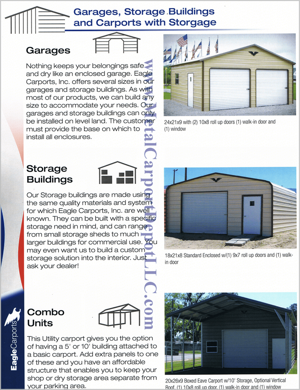 Answers To Faq About Metal Carports Metal Buildings