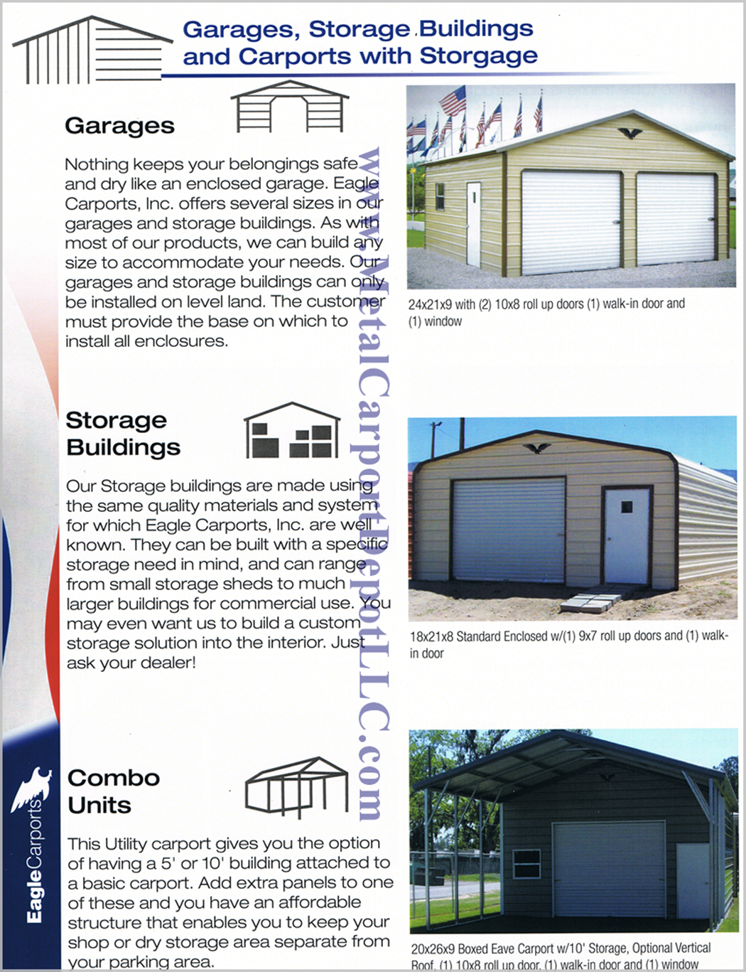 Answers to faq about metal carports metal buildings garages storage sheds and carport combo units rubansaba
