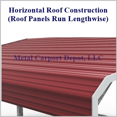 Horizontal Roof Picture