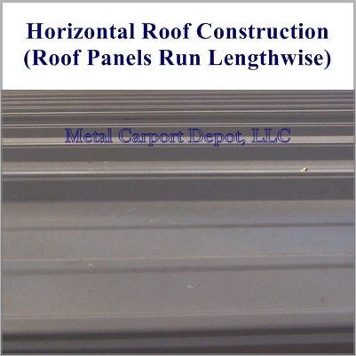 Triple Wide Horizontal Roof Pic