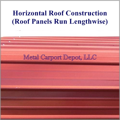 Regular Style Horizontal Roof Pic