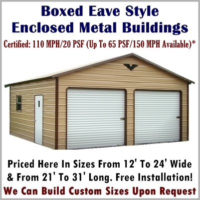 Bike storage shed Garage building prices
