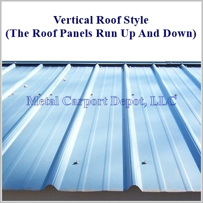 Vertical Roof Style Metal Carport Prices Shop Amp Purchase